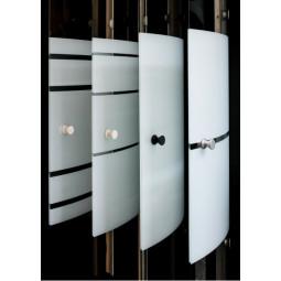 Bandes filmées pour cabine de douche
